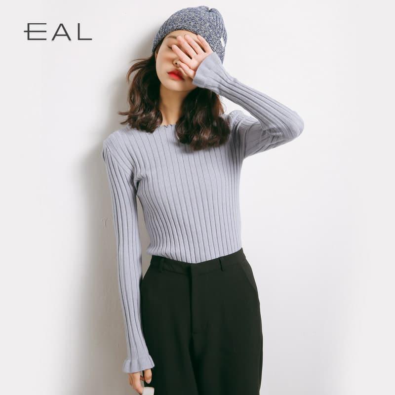 Áo len Eal tay loe cổ điệu giá rẻ