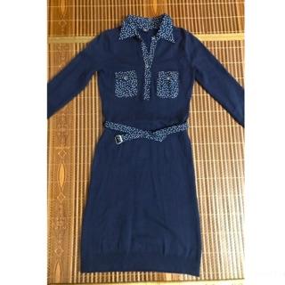 Thanh lý váy len Trali thời trang