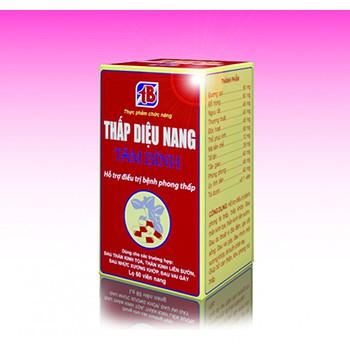 THẤP DIỆU NANG TÂM BÌNH - hỗ trợ điều trị bệnh phong thấp - 2602190 , 1098649255 , 322_1098649255 , 85000 , THAP-DIEU-NANG-TAM-BINH-ho-tro-dieu-tri-benh-phong-thap-322_1098649255 , shopee.vn , THẤP DIỆU NANG TÂM BÌNH - hỗ trợ điều trị bệnh phong thấp