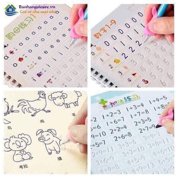 Sách quý song ngữ cho trẻ em Thanh Nga