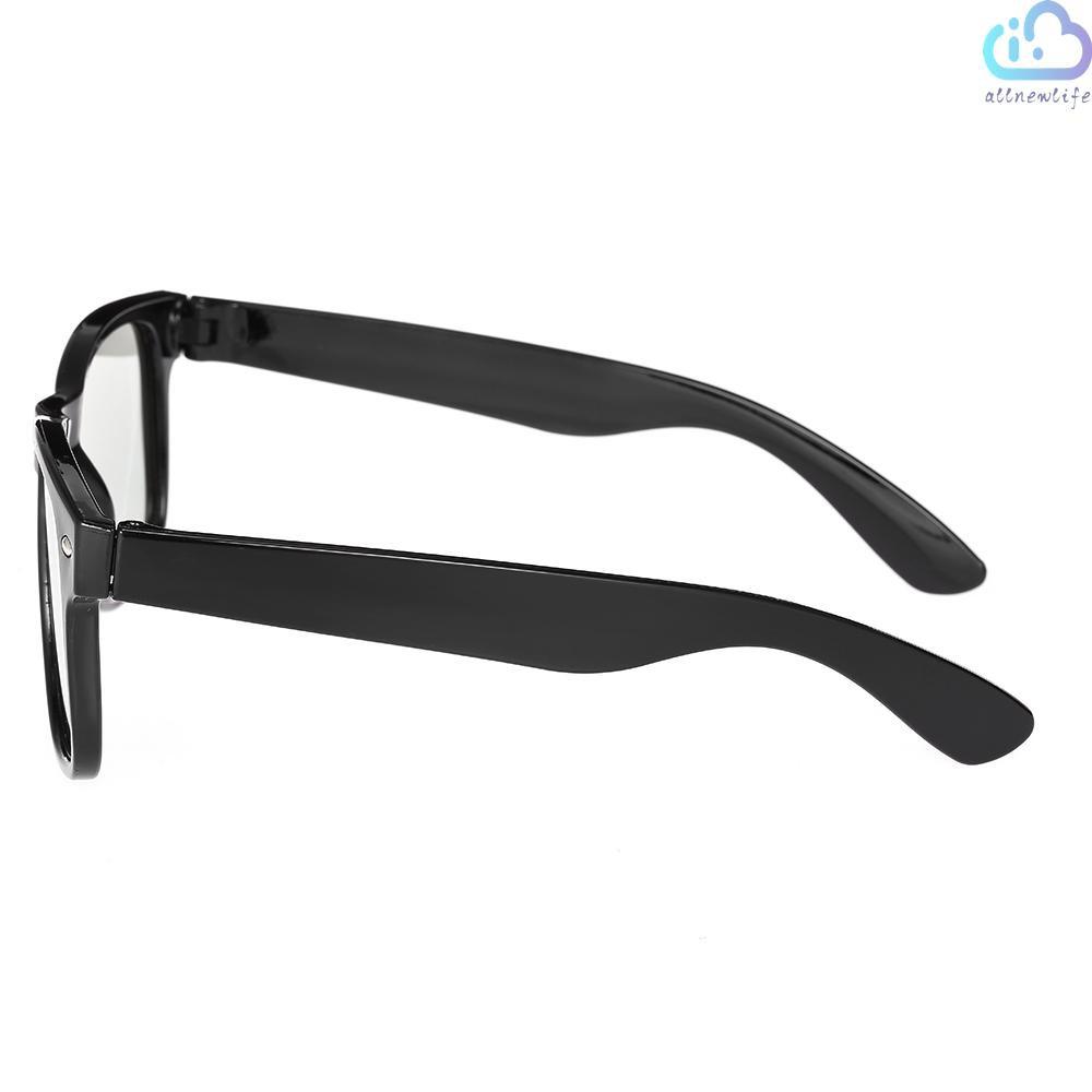 A&L P17 Passive 3D Glasses Circular Polarized Lenses for Polarized TV Real D 3D Cinemas for Sony Panasonic