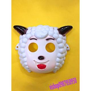 (M03) mặt nạ hóa trang cừu – thỏ otoke