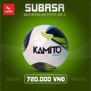 Quả bóng đá Kamito Subasa số 5 bóng chính hãng chơi sân cỏ nhân tạo tại Fitsport