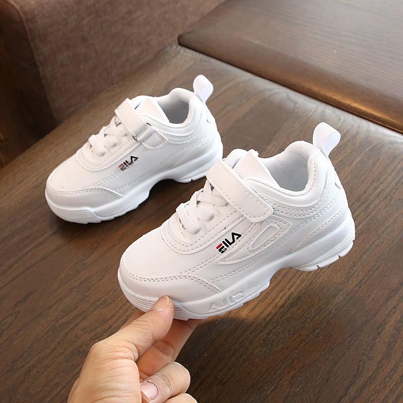 Giày Thể Thao Đế Chống Trượt Thoáng Khí Size 21-36 Cho Bé Trai Bé Gái / Bé Gái / Bé Gái / Bé Gái / Bé Trai / Bé Gái / Bé Gái 001
