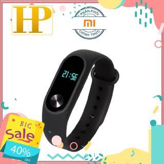 Vòng đeo tay Xiaomi Miband 2 - Hàng Chính Hãng