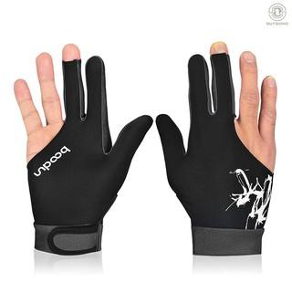 Găng tay 3 ngón chuyên dụng cho chơi bida A&D thumbnail