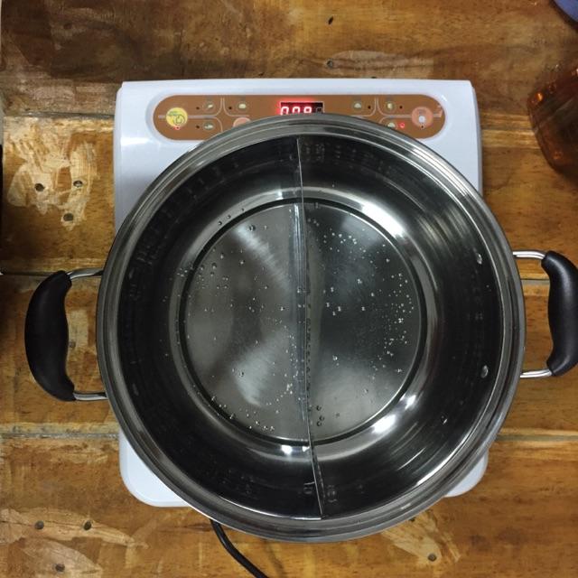 🔥🌟ไมก้า เตาแม่เหล็กไฟฟ้า พร้อมหม้อชาบู 1800 วัตต์ ชาบู กระทะไฟฟ้า หม้อ หม้อไฟฟ้า หม้อชาบู เตาไฟ้า เตาแม่เหล็ก