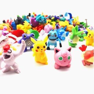 Bộ 144 mô hình Pokemon