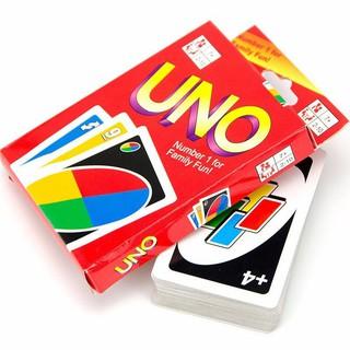 [Flash sale] Bài UNO bản đẹp giấy cứng, dày
