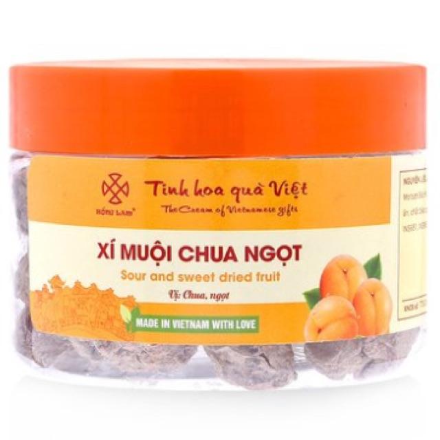 Combo 4 hộp Ô mai xí muội chua ngọt Hồng Lam 200g/hộp - 2558775 , 1104870991 , 322_1104870991 , 215000 , Combo-4-hop-O-mai-xi-muoi-chua-ngot-Hong-Lam-200g-hop-322_1104870991 , shopee.vn , Combo 4 hộp Ô mai xí muội chua ngọt Hồng Lam 200g/hộp