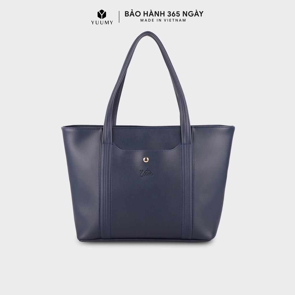 [Mã WABR151 giảm 10% đơn 99000] Túi xách tay nữ thời trang YUUMY YTX1 nhiều màu