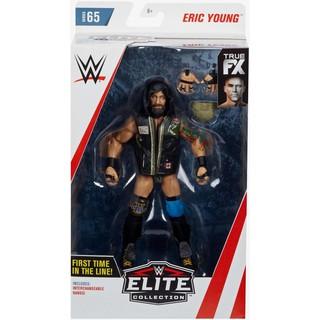 Mô hình đô vật mỹ WWE ERIC YOUNG – ELITE 65