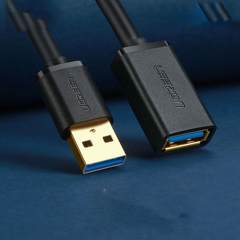 Cáp nối dài USB 3.0 cao cấp dài 2m chính hãng UGREEN 10373 - Cáp nối dài USB 3.0 chất lượng cao