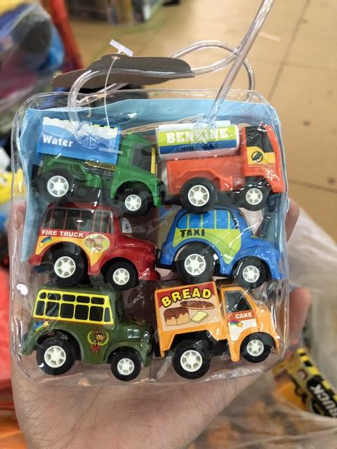 Túi 6 xe ô tô ms 000240110