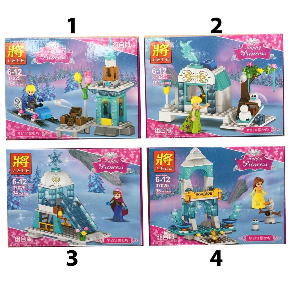 Lego Xếp hình Princess 94-101 pcs