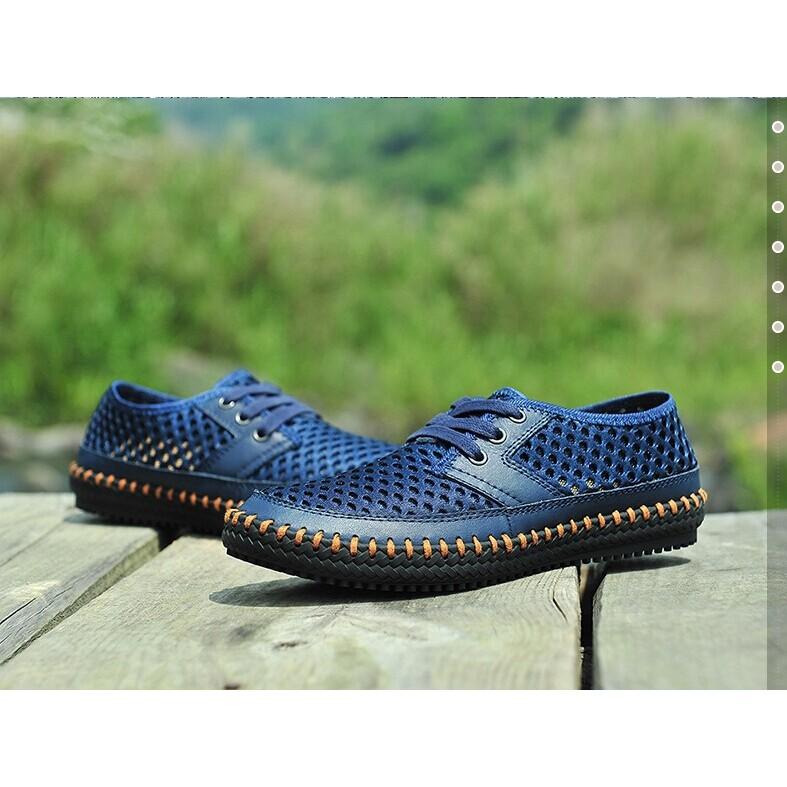 Giày đi mưa nam nhiều màu lựa chọn sử dụng lội nước đi biển thoả