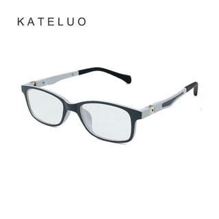 Phụ kiện thời trang KATELUO F1021 dành cho bé trai và bé gái Kính bảo vệ chống tia bức xạ và ánh sáng xanh cho bé từ 6 đến 12 tuổi