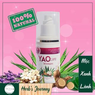 [CHÍNH HÃNG] Yaocare Women Dung dịch vệ sinh phụ nữ thảo dược - Dược Khoa - 100% thảo mộc - Chống viêm nhiễm, khí hư thumbnail