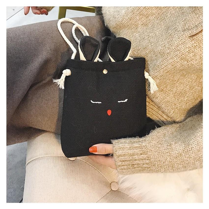 [NGHỆ AN] Túi đeo chéo nữ ulzzang thỏ loại  1775  buontobanlon_store