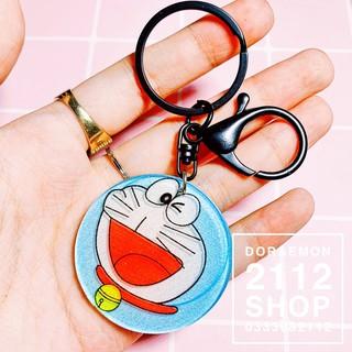 Móc khoá lấp lánh Doraemon