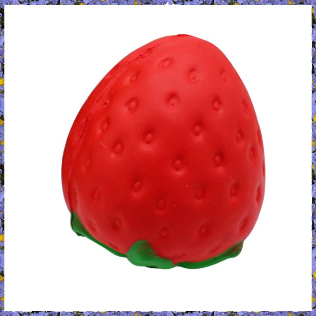 Cute Cartoon Strawberry Slow Rising Toys Chic Squishy Vent Toys Kid Toy Gift