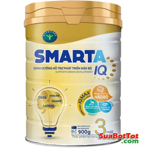 Sữa SMARTA IQ 3 900g