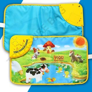 Baby Music Carpet Large Farm Farm Animals Kid Children Voice Floor Blanket