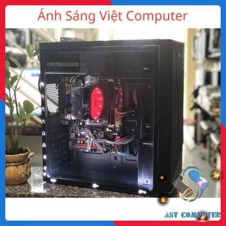 (HOT SALE) PC chơi game A8 7600k, Ram 8G, Vga 4G, Hdd 250G, Case như hình