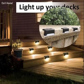 Đèn LED năng lượng mặt trời cho ban công, sân thượng, lối đi tự nạp năng lượng không cần lắp đặt dây dẫn
