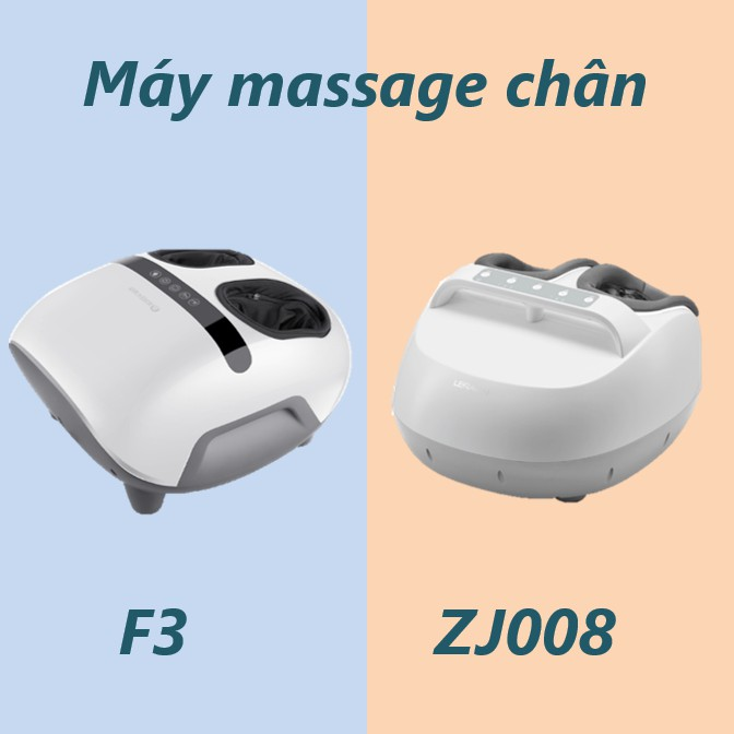Máy massage chân Xiaomi Leravan LF-ZJ008 - Máy massage bấm huyệt Xiaomi Leravan LJ-ZJ008