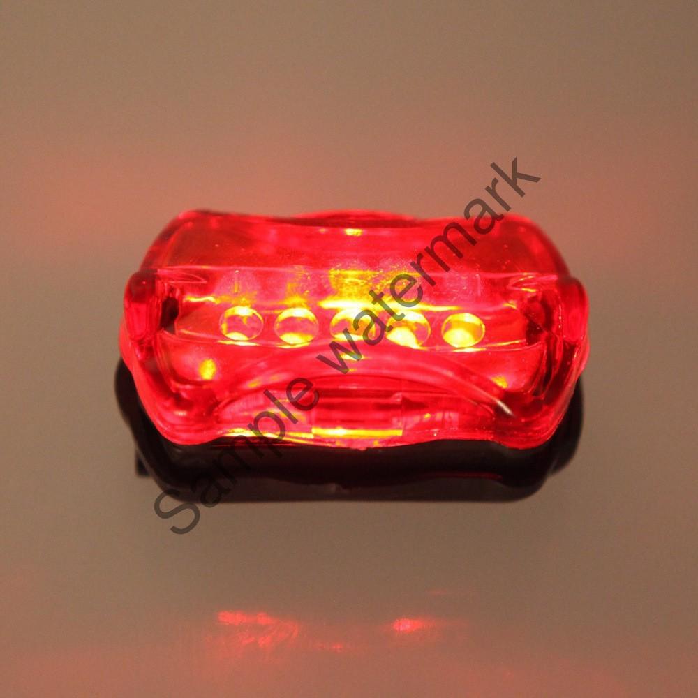 Bộ Đèn Pin Gắn Xe Đạp Và Đèn Chiếu Hậu 5 Led Wj-101 - BẮC TỪ LIÊM