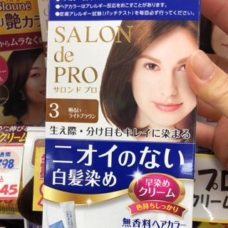 Nhuộm tóc Salon de Pro Nhật Bản thumbnail