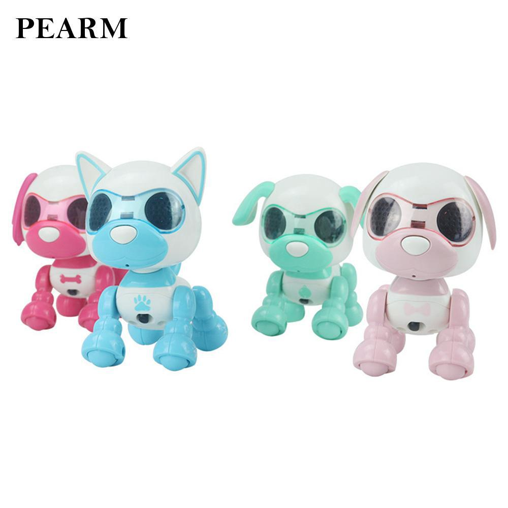 Electronic Pet Dog Smart Kids Toys Interactive Sensor above 3 years old