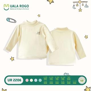 Uala rogo - Áo giữ nhiệt trơn cổ cao UR2206 thumbnail