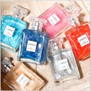 Nước Hoa Hương Tự Nhiên Lameila Quicksand Series Perfume, Xịt Thơm Toàn Thân Body Mist Lameila 50gr thumbnail
