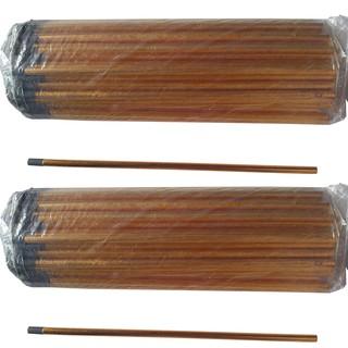 10 Que thổi than (Que thổi carbon) phi 8.0mmx305mm