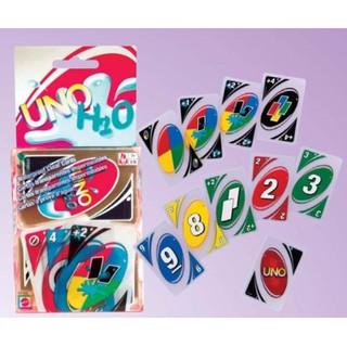 BoardGame UNO H2O, bài UNO H2O 108 thẻ.