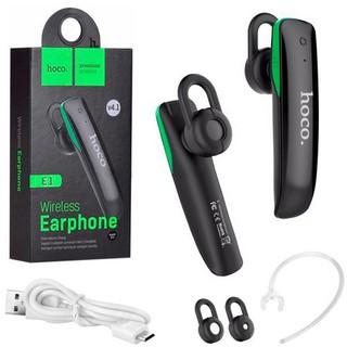 [Mã ELFLASH5 giảm 20K đơn 50K] Tai Nghe Bluetooth Hoco E1 V4.1 Đàm Thoại Không Dây