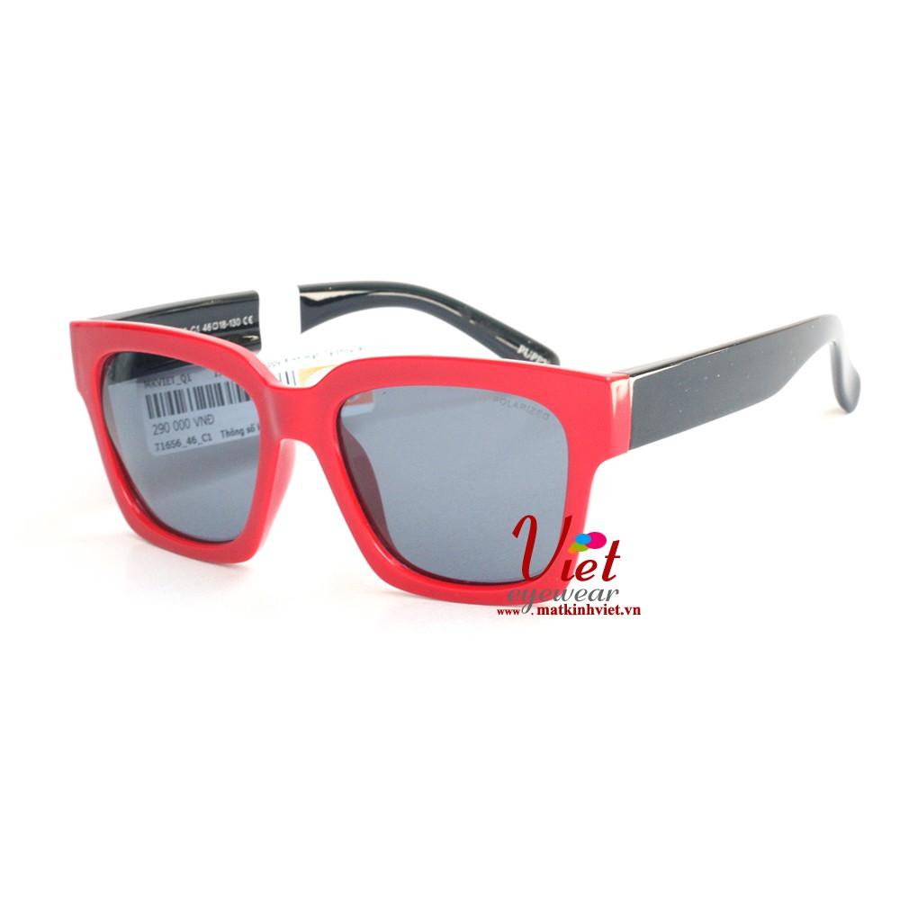 T1656-C1 Gọng kính trẻ em chính hãng bảo vệ mắt bé. Kiểm định Y tế