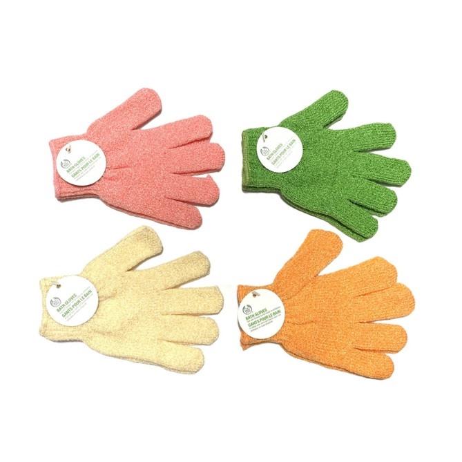 Găng Tay Tắm Làm Sạch Sâu, Cho Da Sáng Mịn The Body Shop Bath Gloves