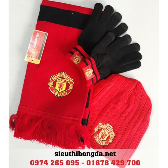 Khăn len Manchester United