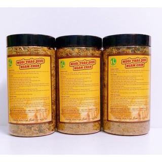 3 kg muối thảo dược ngâm chân chăm sóc sức khỏe bạn