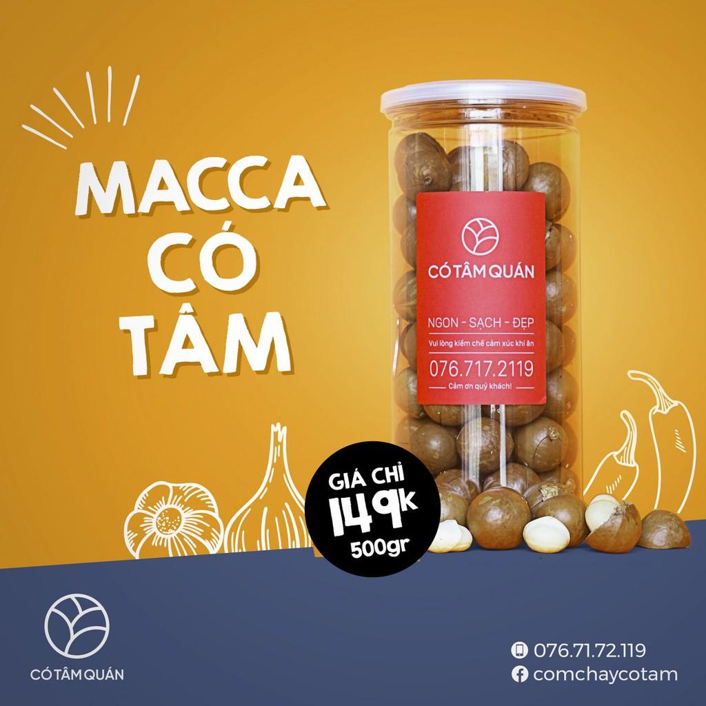 HẠT MACCA - CÓ TÂM QUÁN
