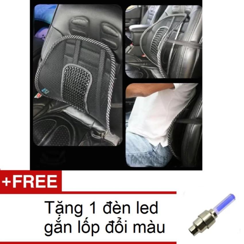 Bộ 03 Tấm Lưới Đệm Tựa Lưng Chống Nóng Bảo Vệ Trên Ôto TL 068-4 (Đen) + Tặng 1 đèn led gắn van xe - 3281473 , 833312969 , 322_833312969 , 274000 , Bo-03-Tam-Luoi-Dem-Tua-Lung-Chong-Nong-Bao-Ve-Tren-Oto-TL-068-4-Den-Tang-1-den-led-gan-van-xe-322_833312969 , shopee.vn , Bộ 03 Tấm Lưới Đệm Tựa Lưng Chống Nóng Bảo Vệ Trên Ôto TL 068-4 (Đen) + Tặng 1 đè