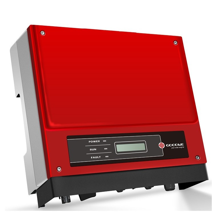Inverter hòa lưới điện mặt trời 3kW Goodwe GW3000NS