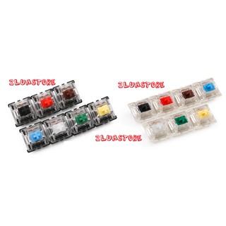 Switch Gateron KS-8 | Gateron RGB SMD KS-9 dùng cho Bàn Phím Cơ (3 pin)| Gateron Yellow