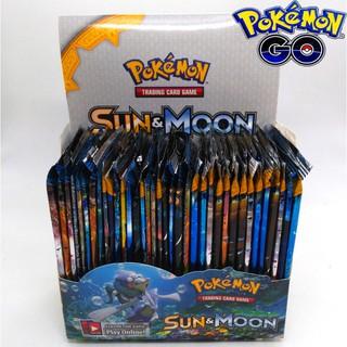 Bộ Thẻ Bài Pokemon 324 Thẻ Trading Card Game Sun&Moon TCG Sưu Tập Cao Cấp thumbnail