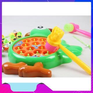 [HOTT] Bộ đồ chơi Long Thủy 2 in 1 câu cá và đập chuột Long Thủy LT21AP Giá Gốc