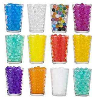 EASK-HẠT NỞ 1 MÀU -hạt nở nguyên liệu làm slime (10.000 viên )-PONKI(giá rất rẻ)