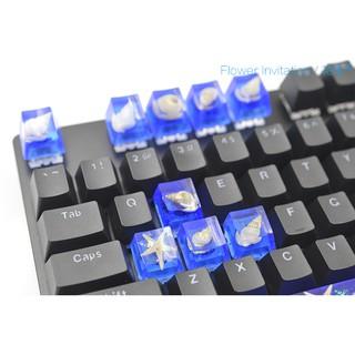 Khuôn silicon Keycap bàn phím